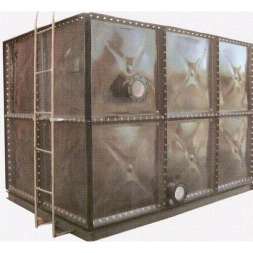 老式拉线高水箱结构图